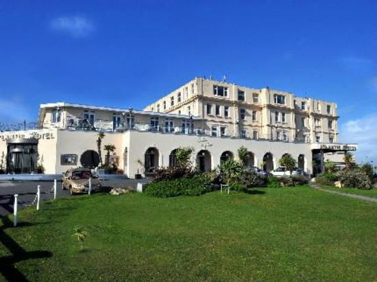 The Atlantic Hotel: Newquay Hotel