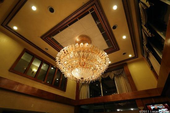 Woodbine Hotel & Suites: Lobby