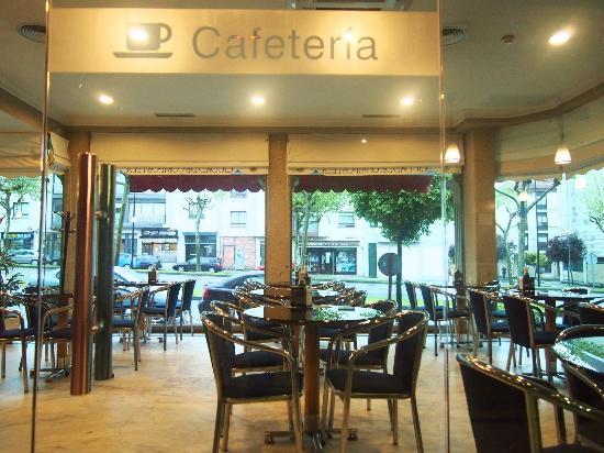 Hotel Ciudad de Compostela: CAFETERÍA