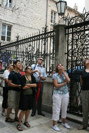 Dubrovnik Walking Tours: By the Orthodox Church