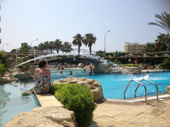 Tasia Maris Beach Hotel and Spa: the hotel pool