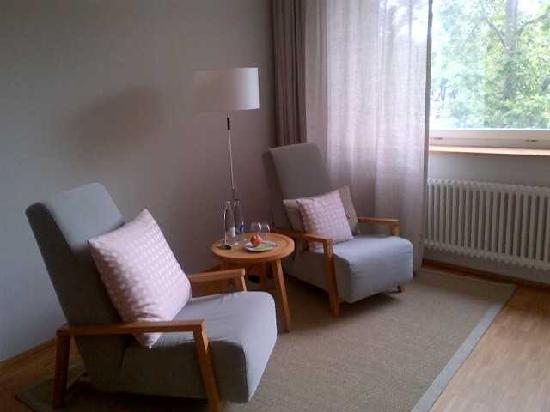 Greulich Design & Lifestyle Hotel: gemütliche Sessel