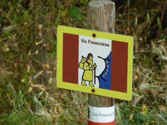 Torraccia di Chiusi: On the trail to San Gimignano