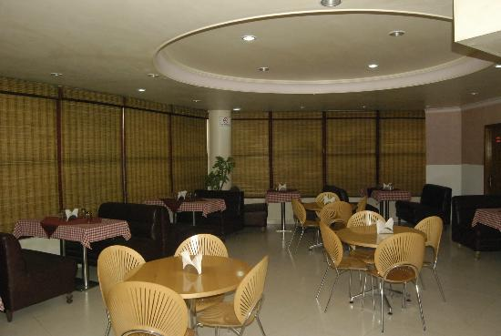 Hotel Teg Royal: Restaurant