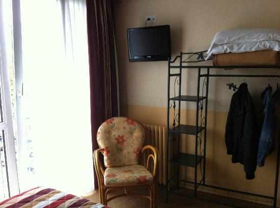Hotel le Petit Vatel: Chambre