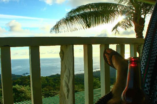 Bella Vista Lodge: The hammocks are unbelievable.