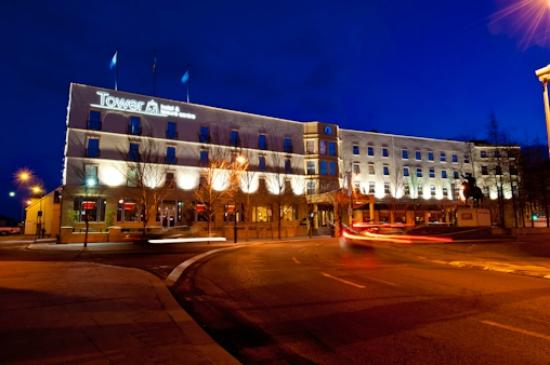 The Tower Hotel Waterford In Heart Of City Centre
