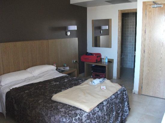 Alba Seleqtta Hotel: Our room
