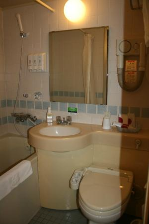 Hotel Resol Hakodate: room2