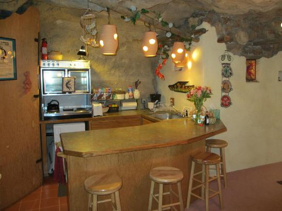 Farmington, Nuevo Mexico: Cozy kitchen