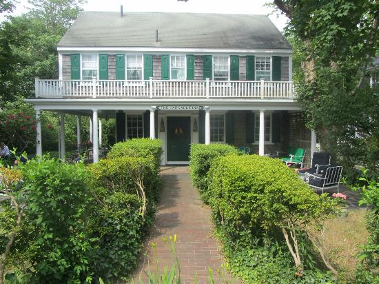 Barnacle Inn: beautiful inn