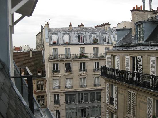 Vieux Marais : View from window