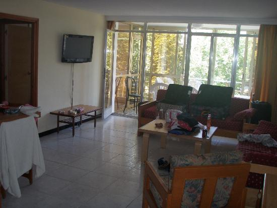 Vina del Mar Apartments: LIVING  AREA