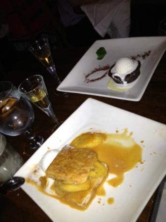 Chez Jacqueline: dessert