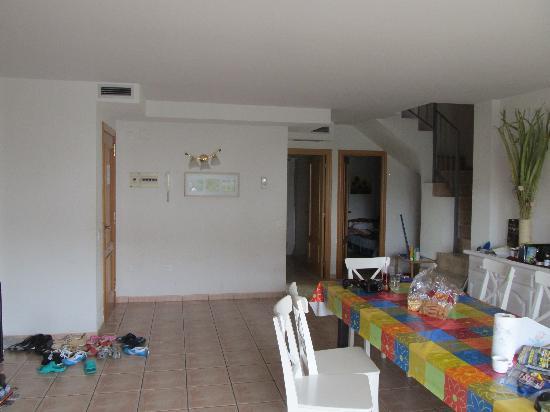 Bahia Dorada: холл