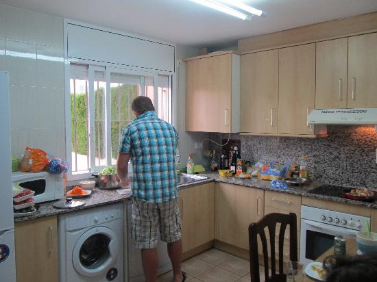 Bahia Dorada: кухня