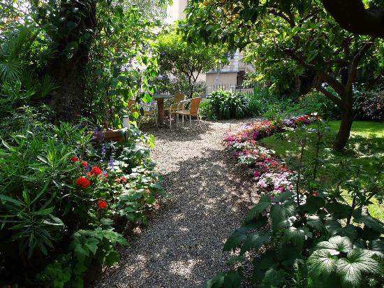 Bordighera, Italie : Paradise corner...