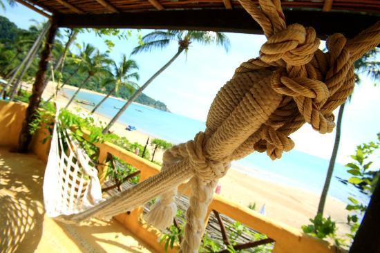 Phra Nang Lanta: Balcony