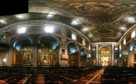 Igreja de São Roque: Interior of Sao Roque