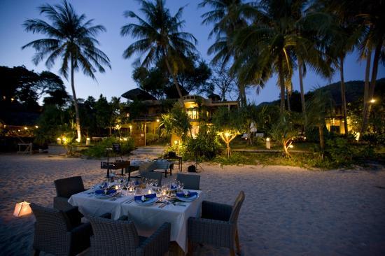 Phra Nang Lanta: Private Dinner on the Beach
