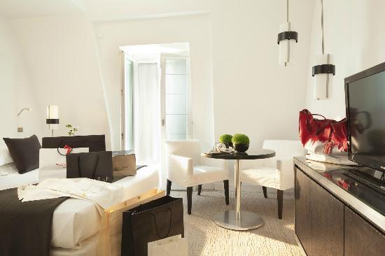 Hotel Le A: Chambre DeLuxe