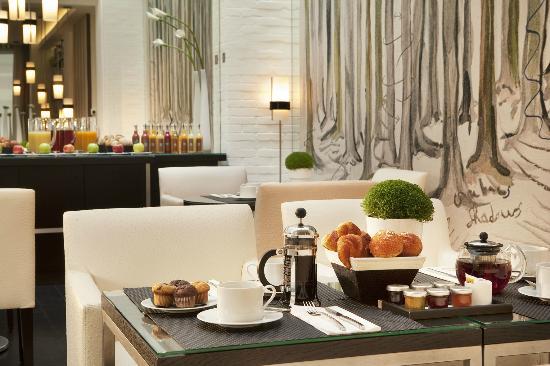 Hotel Le A: Lounge