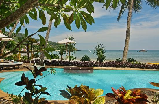 Phra Nang Lanta: Pool