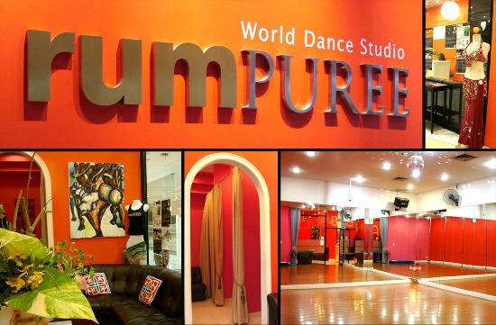rumPUREE - world dance studio