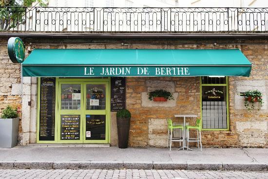 Le Jardin de Berthe : jardin de berthe ainay