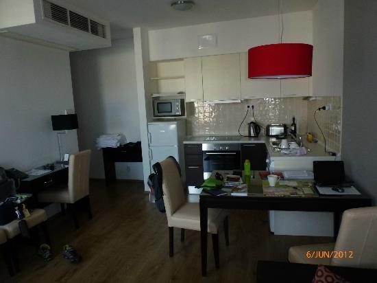 Fraser Residence Budapest: Rm 704 