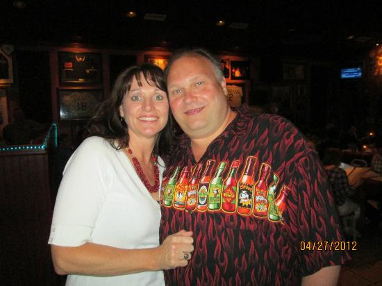 John A's: Rick and Monica really were great!!! showing us the ropes to being a local!!