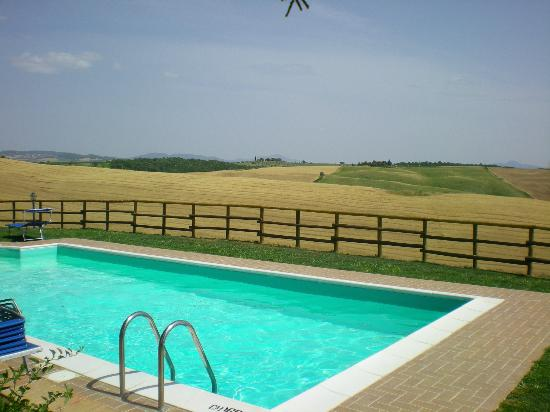 Agriturismo Bonello: la piscina
