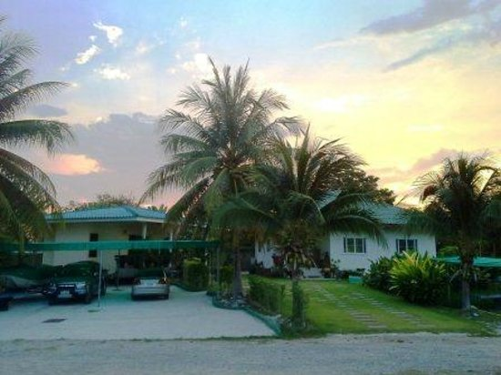 Hua Hin Fishing Lodge: Comfortable Rooms