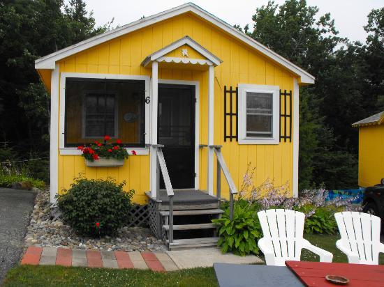 Sunnyside Motel & Cottages : Cottage exterior