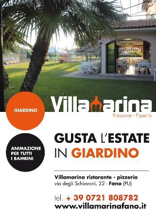 Villa Marina Pesaro Ristorante