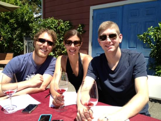 Harvest Moon Winery: First and Best Wine-Tasting Experience