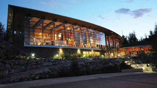 Four Seasons Resort and Residences Whistler: Squamish Lil'wat Cultural Centre