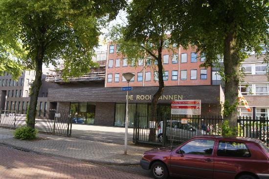 Onderwijshotel De Rooi Pannen Eindhoven: Entrance