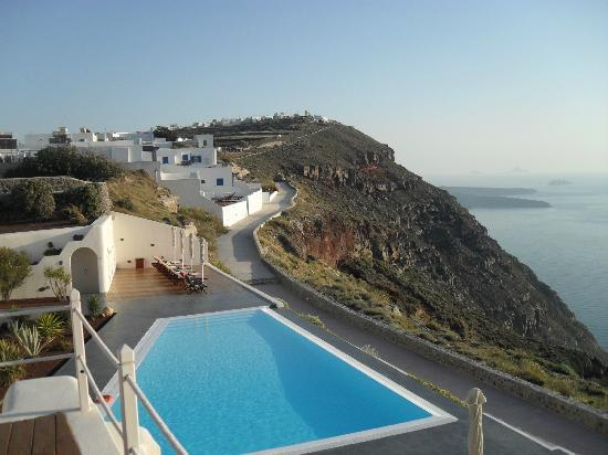 Anastasis Apartments: great views