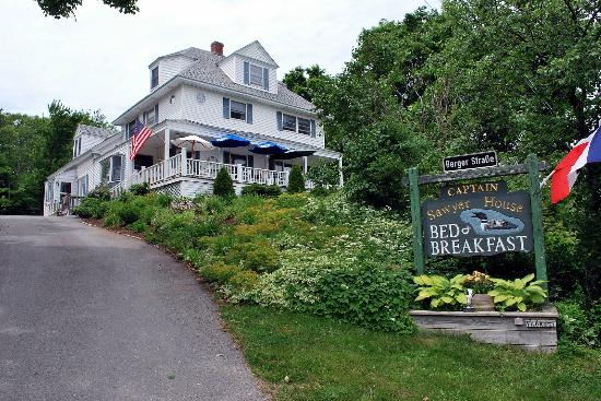 ‪‪Captain Sawyer House Bed and Breakfast‬: The Captain Sawyer House