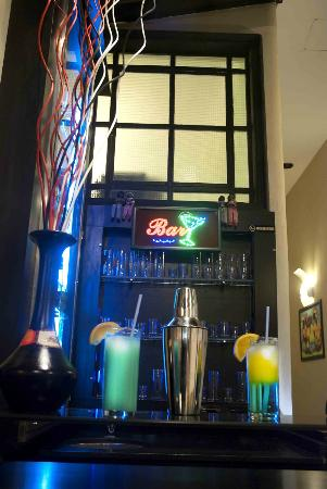 Amable Buenos Aires hostel: Bar