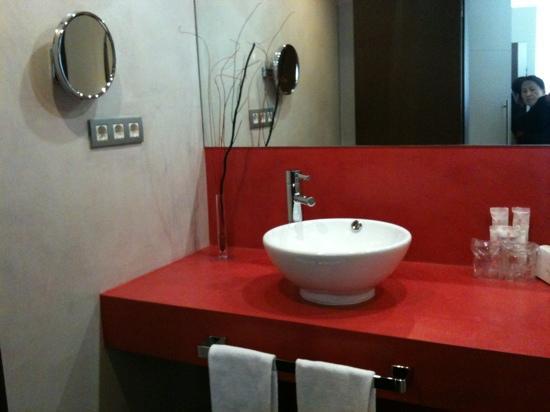 โฮเต็ล เร็คคอร์ท: Nuevos baños en el hotel