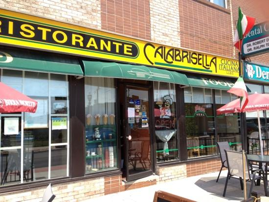 Calabrisella Ristorante: Welcome to great Italian home cooking!