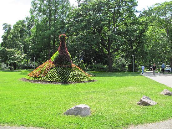 บาดโครซิงเกน, เยอรมนี: Kurpark Bad Krozingen