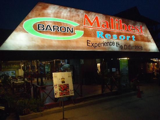 Malibest Resort: hotel front