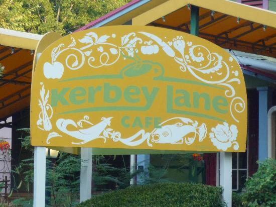 Kerbey Lane Cafe Central: Kerbey Lane Sign