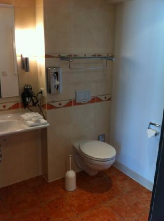 Hotel Glocklhofer: bathroom