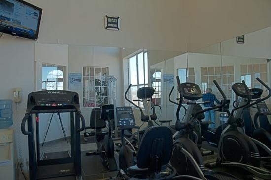 BEST WESTERN PLUS Lubbock Windsor Inn: gym