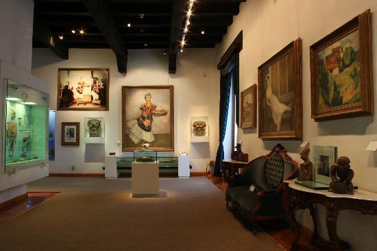 Museo Dolores Olmedo Patino: Tenemos la colección más grande de obra de Diego Rivera.