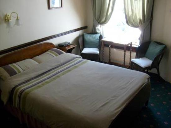 The Claremont Hotel : Double Room